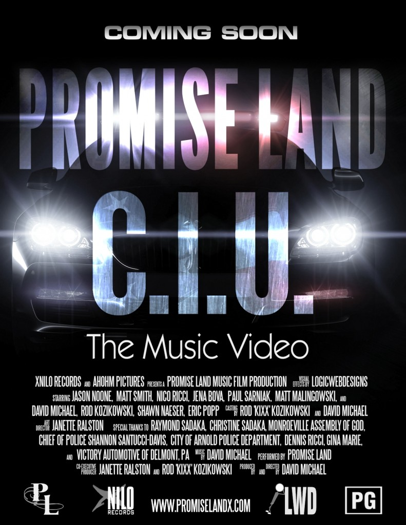 C.I.U. - The Music Video - Coming Soon