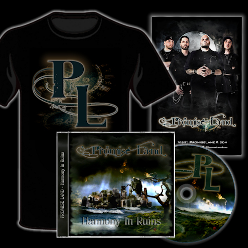 Promise Land - Harmony In Ruins - Bundle Package-bundlepackage