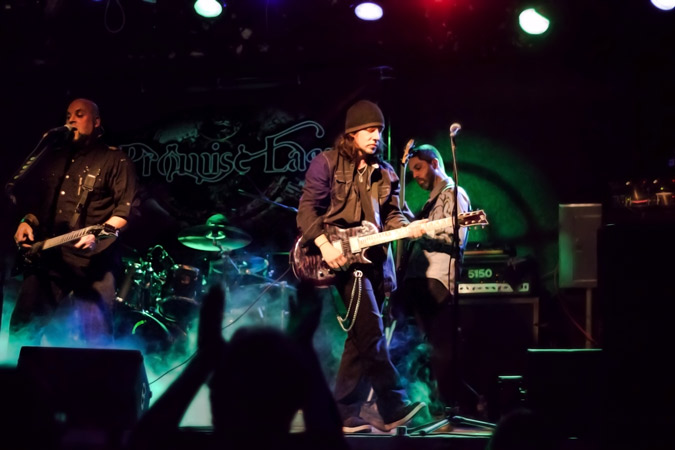 Promise Land - Concert - Christian Symphonic Metal - christian rock pittsburgh