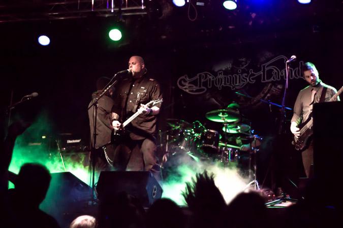 Promise Land - Concert